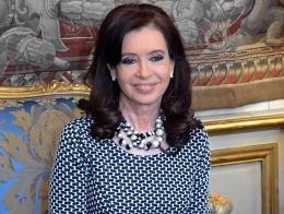 Cristina recibirá el título Honoris Causa de la Universidad de La Plata