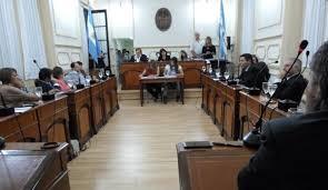 Ingresó al Concejo el expediente con la polémica elección de la bandera local