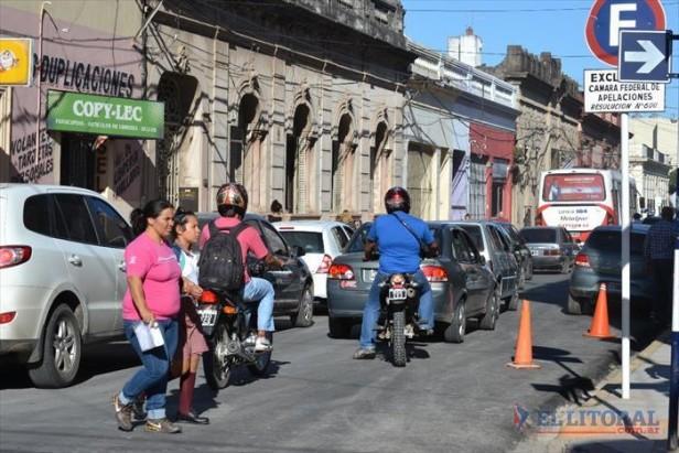 Saturación vehicular: en Corrientes hay un automóvil por cada vivienda