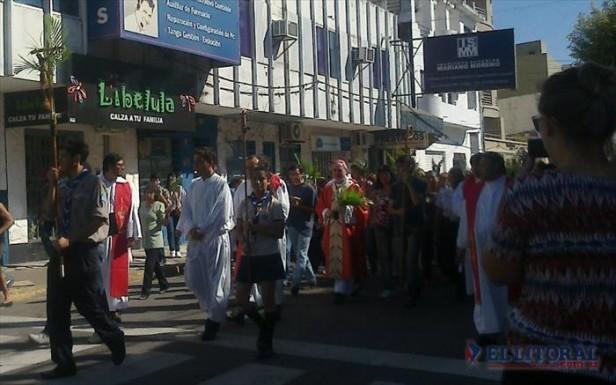 Varios actos en Semana Santa