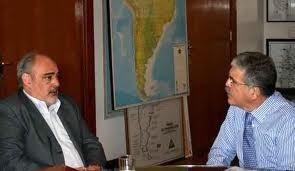 Colombi se reúne con De Vido para cerrar millonario acuerdo energético