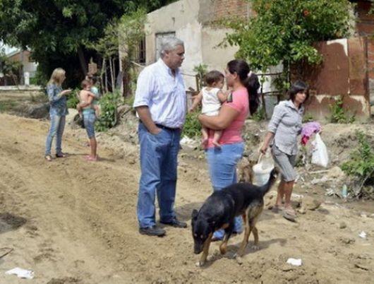 Ríos, un intendente que no se achica