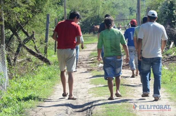 Rescatan casi 100 ciudadanos bolivianos en trabajo esclavo en Santa Catalina