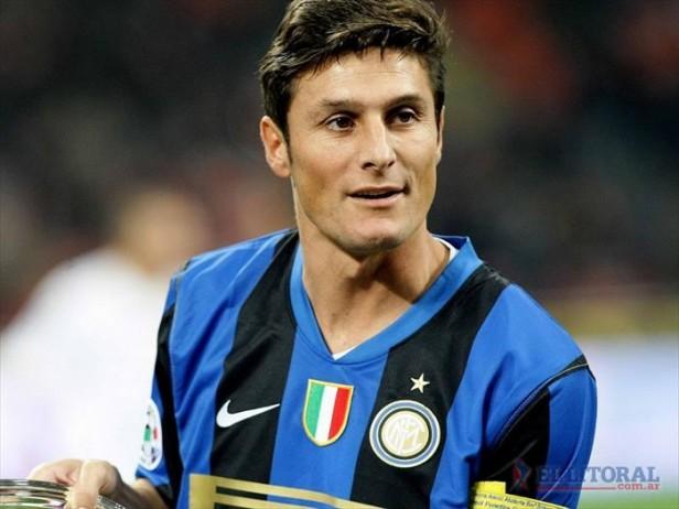 Tras 22 años de carrera, Zanetti se retirará al finalizar el torneo