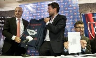 Histórico: San Lorenzo firmó el acuerdo de su regreso a Boedo