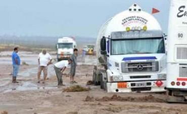 Lluvias en Neuquén: hay más de 1.300 evacuados