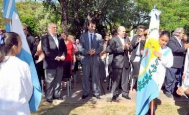 Colombi ratificó el rumbo y dio su apoyo a Caá Catí