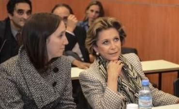 María Julia Alsogaray se declaró