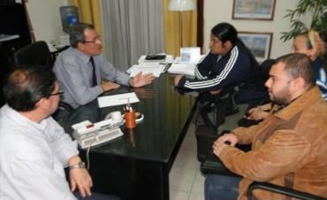 Estudiantes de institutos superiores se reunieron con autoridades educativas