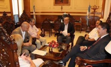 Alistan una nueva reunión del Consejo Consultivo y el PJ promete asistir