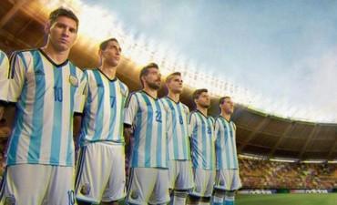 Mirá cómo serán todas las camisetas del Mundial