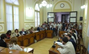 Proyectan el cobro de obras públicas sin concluir y la oposición pondrá reparos