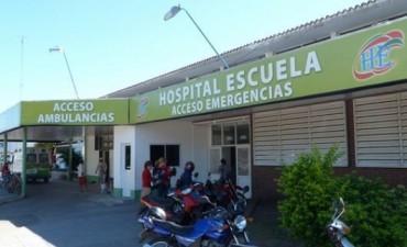 En dos años se duplicaron los gastos por accidentados en el Hospital Escuela