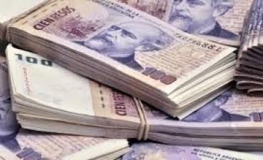 Corrientes recibió más de 600 millones a días de finalizar el mes de abril
