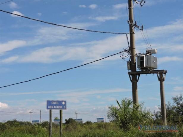 Santa Catalina: anuncian $ 137 millones para obras energéticas