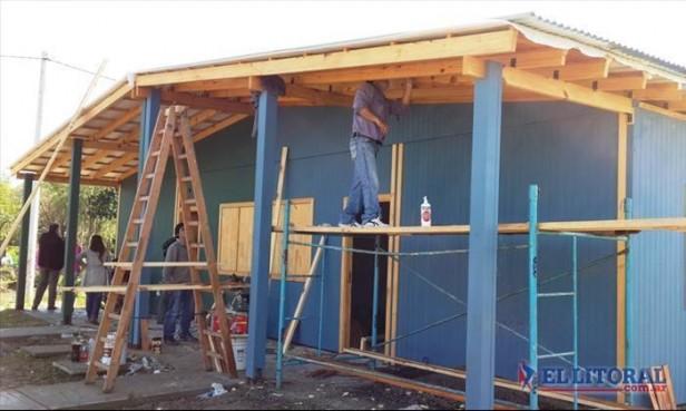 Provincia empezará a construir más de 5 mil casas para familias en situación vulnerable