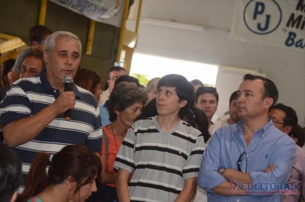 Ríos aseguró que más allá de lo que decida la Justicia el PJ saldrá a ganar en la ciudad