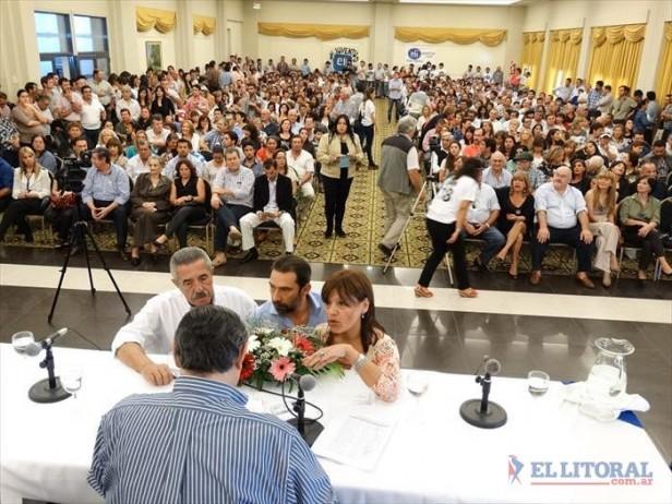 De la mano de Cassani, todo ELI ratificó la pertenencia a ECO de cara al 5-J