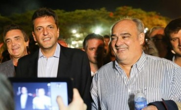 De la mano de Cassani, Massa se reúne con Colombi