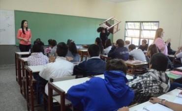 El colegio Piragine recibirá la visita del Gobernador