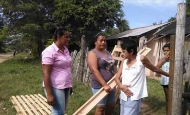 Santa Rosa: más de 300 familias pidieron ayuda para paliar carencias habitacionales