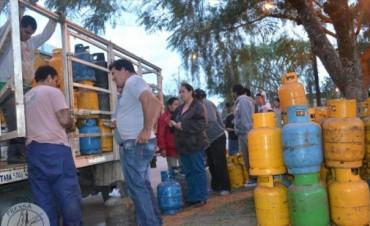 Subsidio para garrafas: suman nuevos puntos de inscripción