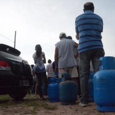 Garrafas: extienden la inscripción al subsidio a 40 localidades