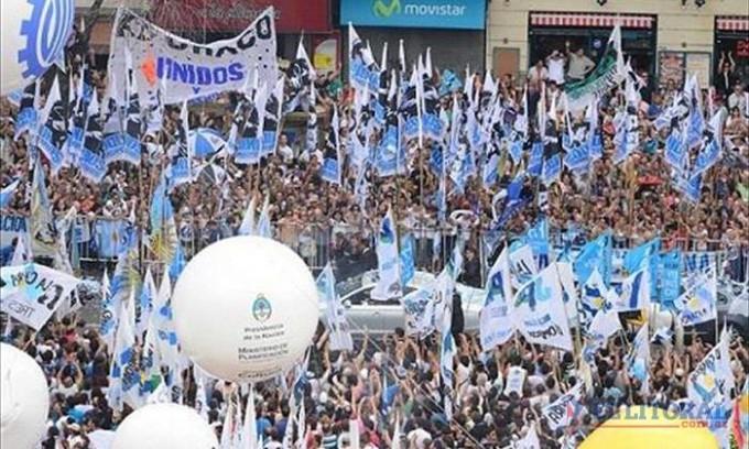 Afirman que el liderazgo de CFK se mantiene intacto y alistan una marcha en su apoyo