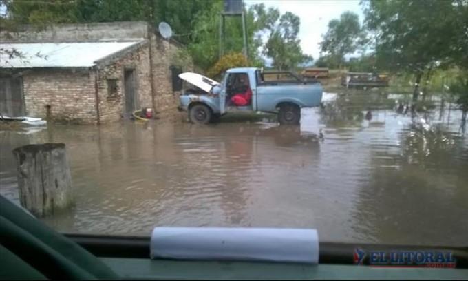 """Ampliarán declaración de emergencia por """"El Niño"""" en Esquina que ratifica pedidos de obras"""