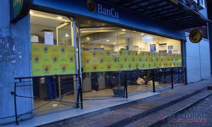 La Bancaria logró un acuerdo y se levantó el paro