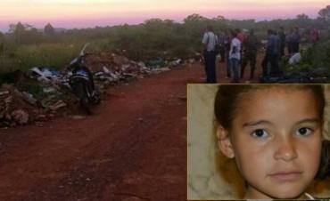 Pericias serán clave en el caso de la nena violada y asesinada