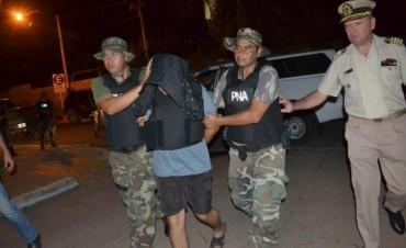 Investigan a más sospechosos de conformar una amplia red narco