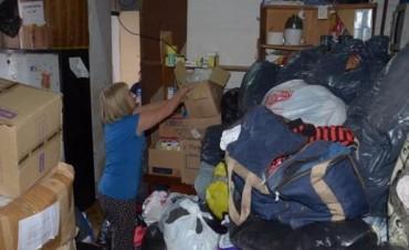 Diversas organizaciones, un mismo objetivo: ayudar a los afectados por las inundaciones