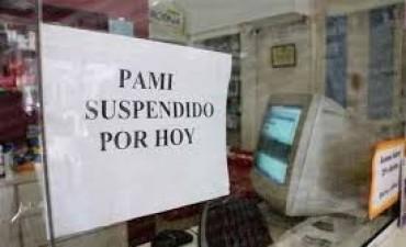 Farmacias no atenderán hoy a afiliados del Pami y evalúan repetir esta medida la próxima semana