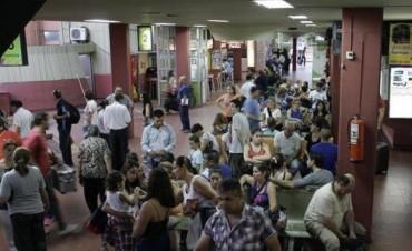 Micros de larga distancia subieron 10%: un pasaje a Buenos Aires no baja de los $1.000