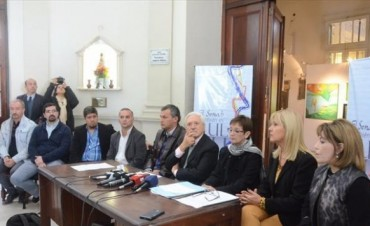 Legisladores repudiaron descuentos de coparticipación y alistan denuncias