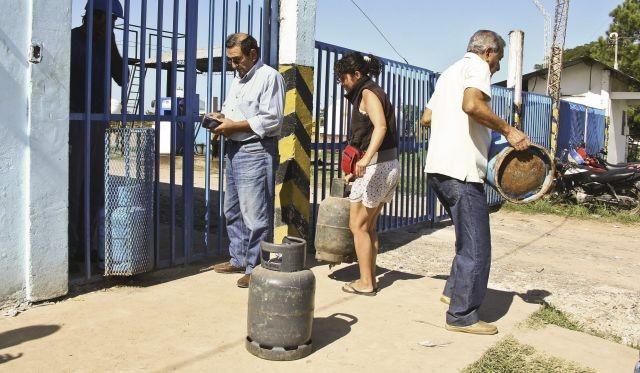 El gas envasado volvió a aumentar y la garrafa de 10 kilos saldrá 122 pesos