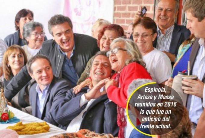 ¿PJ aliado al Frente Renovador, un adelanto de la unidad peronista?