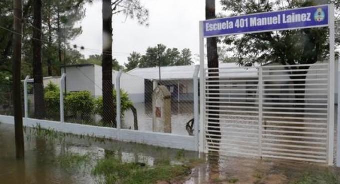La crisis hídrica se agrava y suma evacuados al Norte