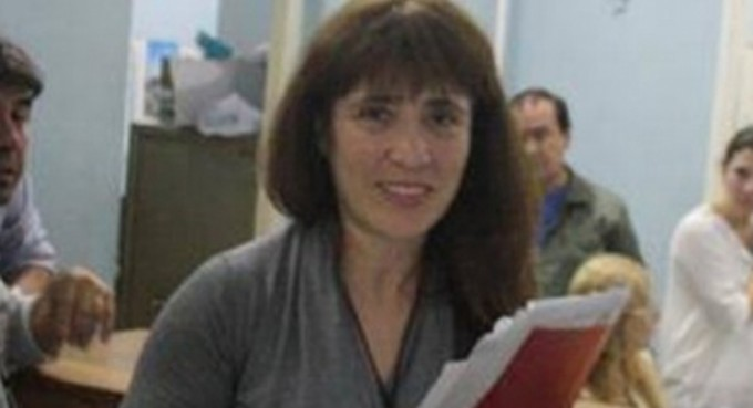 Casarrubia apuntó a la juez Herrero