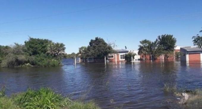 Sólo en San Luis ya hay más de 10 mil afectados