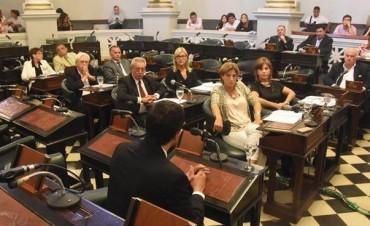 Cruces en el Senado por el paro contra Macri