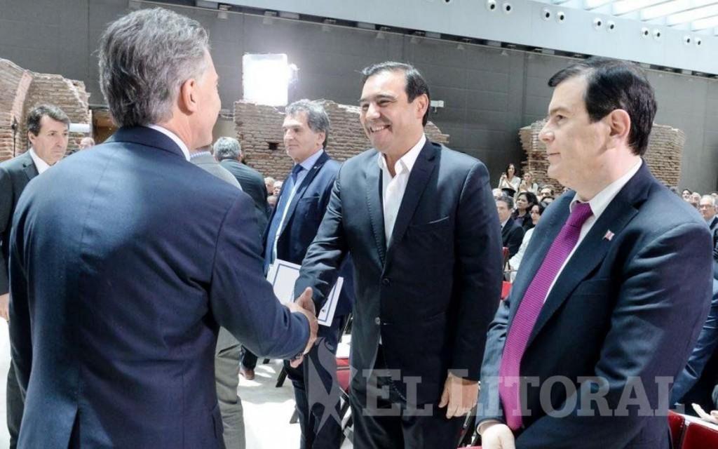 El Presidente viene al NEA y Valdés lo espera con una carpeta de solicitudes