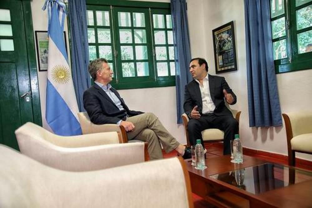 Valdés concretó el reclamo energético