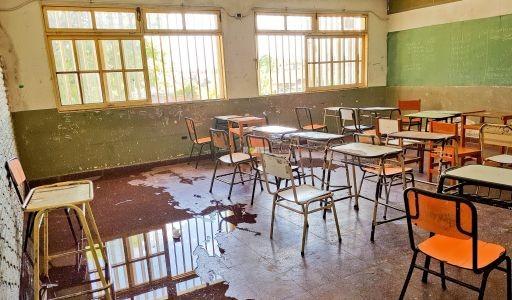 Escuelas comienzan a tener problemas por falta de docentes