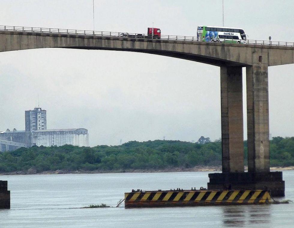 La Nación pospuso licitaciones en las que estaba el nuevo puente