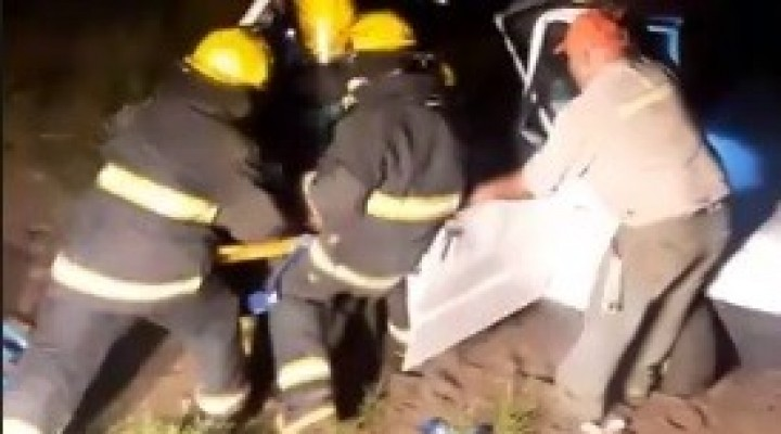 Un hombre murió tras el vuelco de su camioneta en cercanías a Curuzú