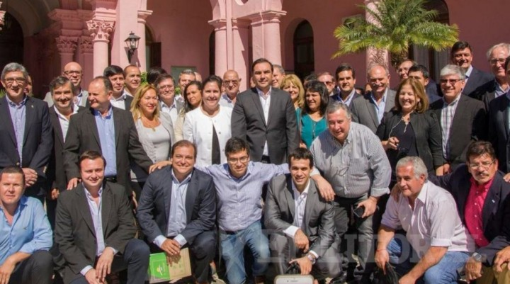 Valdés logró que los municipios se sumen al Consejo de Responsabilidad Fiscal