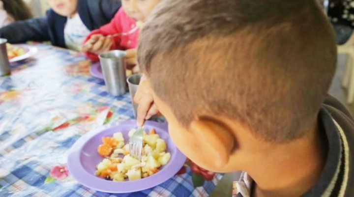 El 45% de los chicos que asisten a los comedores sociales de Corrientes están mal nutridos