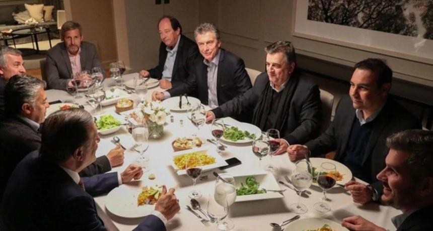 En la Rosada, Valdés y los gobernadores radicales analizaron la situación económica